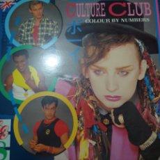 Discos de vinilo: CULTURE CLUB LP. Lote 215642950
