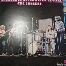 Discos de vinilo: CREDENCE CLEARWATER REVIVAL LP. Lote 215643552