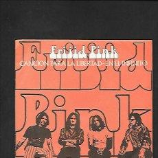 Discos de vinilo: FRIJID PINK CANCION PARA LA LIBERTAD, DERAM MO 1035. Lote 215649837
