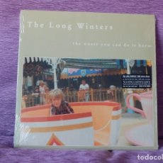 Discos de vinilo: THE LONG WINTERS – THE WORST YOU CAN DO IS HARM (LP). Lote 215653578