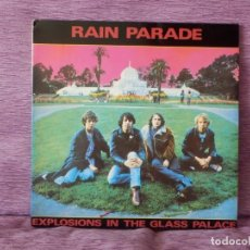 Discos de vinilo: THE RAIN PARADE - EXPLOSIONS IN THE GLASS PALACE (LP). Lote 215655791