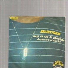 Discos de vinilo: BRAINSTORM WAKE UP. Lote 215661491