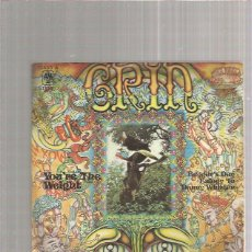 Discos de vinilo: GRIN YOU THE WEIGHT. Lote 215661677