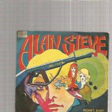 Discos de vinilo: ALAN STEVE HONEY BABY. Lote 215661821