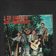 Discos de vinilo: LOS ANGELES DEL PARAGUAY GUANTANAMERA, PALOBAL PH - 107. Lote 215663831
