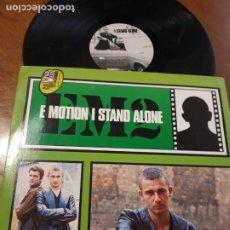 Discos de vinilo: E-MOTION – I STAND ALONE-UK-1996- MCA RECORDS – MCST 40061-LP-. Lote 215665002