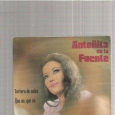 Discos de vinilo: ANTOÑITA DE LA FUENTE TORTURA. Lote 215670331