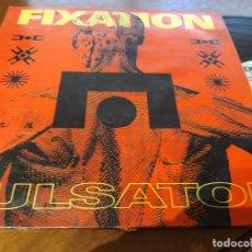 Discos de vinilo: FIXATION – PULSATOR-ESPAÑA-1995- QUALITY MADRID – QR 139-LP-. Lote 215671973