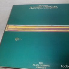 Discos de vinilo: LP HISTORIAS DE MISTERIO E IMAGINACIÓN ( TALES OF MYSTERY AND IMAGINATION) THE ALAN PARSONS PROJECT. Lote 215677916