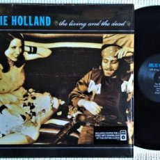 "Discos de vinilo: JOLIE HOLLAND - "" THE LIVING AND THE DEAD "" LP 2008 USA. Lote 215691535"