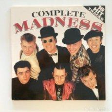 Discos de vinilo: MADNESS – COMPLETE MADNESS SCANDINAVIA 1982. Lote 215697180