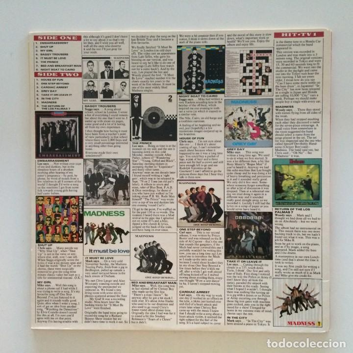 Discos de vinilo: Madness – Complete Madness Scandinavia 1982 - Foto 2 - 215697180