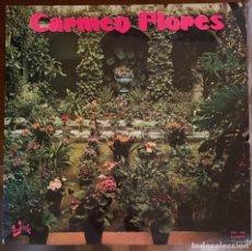 Discos de vinilo: CARMEN FLORES LP EUROMUSIC 1976 RUMBA POP FUNK MUY RARO , BUEN ESTADO. Lote 215699725