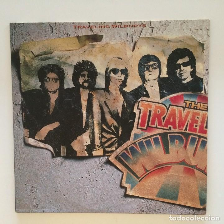 TRAVELING WILBURYS – VOLUME ONE EUROPE 1988 WILBURY RECORDS (Música - Discos - LP Vinilo - Pop - Rock - New Wave Extranjero de los 80)