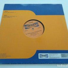 Discos de vinilo: DJ JEAN PRESENTS OLAV BASOSKI - GET MOVIN' EP. Lote 215707857