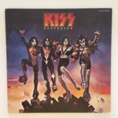 Discos de vinilo: KISS – DESTROYER JAPAN 1976 CASABLANCA. Lote 215712195