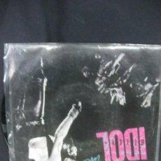 Discos de vinilo: MONY MONY. BILLY IDOL. SINGLE CHRISALIS 1987. HEAVY.. Lote 215712593