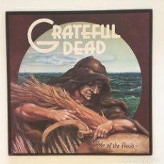 Discos de vinilo: GRATEFUL DEAD – WAKE OF THE FLOOD JAPAN 1973 GRATEFUL DEAD RECORDS. Lote 215721957