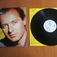Discos de vinilo: JOSE MANUEL SOTO - DEJATE QUERER - LP EPIC DE 1991, CONTIENE ENCARTE CON LETRAS. Lote 215733476
