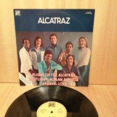Discos de vinilo: ALCATRAZ. FLIGHT OF THE ALCATRAZ. ETC.. Lote 215742486