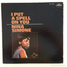 Discos de vinilo: NINA SIMONE – I PUT A SPELL ON YOU JAPAN 1974 MERCURY. Lote 215743665