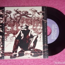 Discos de vinil: SINGLE LA POLLA RECORDS - HOY ES EL FUTURO / RADIO CRIMEN - NA 2931993OS - (EX+/EX+). Lote 215758338