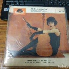 Discos de vinilo: ORQUESTA - HORST WENDE SINGEL EP CON 4 TEMAS DE SELLO POLYDOR EDICION ESPAÑOL DEL AÑO 1961 EN MONO. Lote 215769500