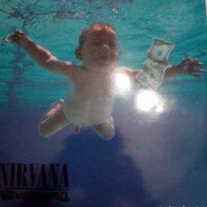 Discos de vinilo: NIRVANA: NEVERMIND: EDICIÓN ORIGINAL ESPAÑOLA: AÑO 1991. Lote 215770103