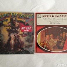 Discos de vinilo: LP DOS VINILOS MOLLY HATCHET. Lote 215795336