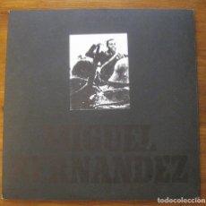 Discos de vinilo: JOAN MANUEL SERRAT- MIGUEL HERNANDEZ LP. Lote 215800822