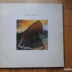 Discos de vinilo: STING.THE SOUL CAGES. LP,1991. AM SPAIN. Lote 215801967