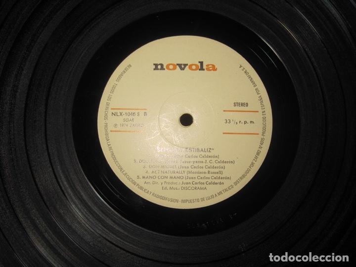 Discos de vinilo: Sergio Y Estíbaliz-Piel Lp - Foto 5 - 215803086