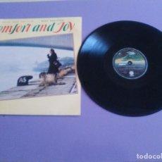 Dischi in vinile: MARK KNOPFLER - MUSIC FROM THE FILM COMFORT AND JOY -RARO MAXISINGLE ED SPAIN. DIRE STRAITS. Lote 215821196