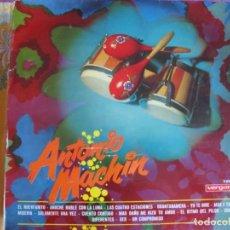 Disques de vinyle: LP - ANTONIO MACHIN - MISMO TITULO (SPAIN, DISCOS VERGARA 1967). Lote 215824845