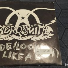 Discos de vinilo: AEROSMITH - DUDE ( LOOKS LIKE A LADY ) - SINGLE - ESPAÑA 1987 - PROMO.. Lote 215824965