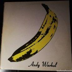 Discos de vinilo: THE VELVET UNDERGROUND ANDY WARHOL LP. Lote 215833086