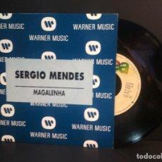 Discos de vinilo: SERGIO MENDES MAGALENHA PEPETO SPAIN 1992 PEPETO TOP. Lote 215843083