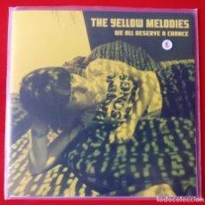 Discos de vinilo: EP THE YELLOW MELODIES. WE ALL DESERVE A CHANCE. Lote 215850418