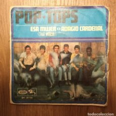Disques de vinyle: POP TOPS - THAT WOMAN - TOP SOUL!! EL SOUL ES UNA DROGA. Lote 215851057