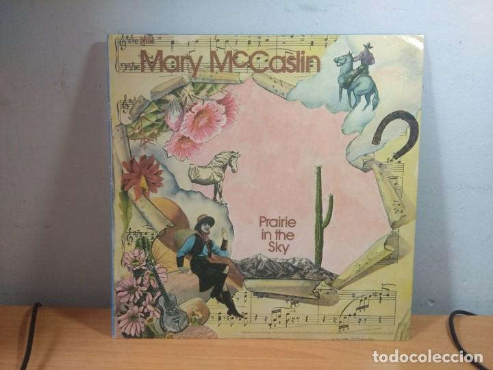 LP MARY MCCASLIN : PRAIRIE IN THE SKY (COUNTRY WESTERN ) (Música - Discos - LP Vinilo - Country y Folk)
