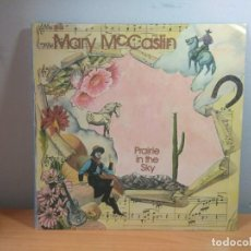 Discos de vinilo: LP MARY MCCASLIN : PRAIRIE IN THE SKY (COUNTRY WESTERN ). Lote 215880897