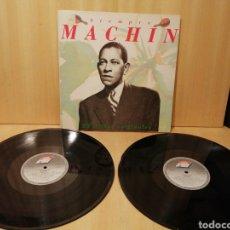 Discos de vinilo: ANTONIO MACHIN. SIEMPRE. 24 EXITOS ORIGINALES. 2XLPS.. Lote 215918096