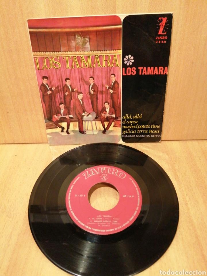 LOS TAMARA. MASHED POTATO TIME, ALLA, ALLÁ, GALICIA TERRA NOSA, ETC. (Música - Discos - LP Vinilo - Grupos Españoles 50 y 60)