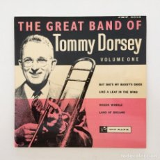 Discos de vinilo: TOMMY DORSEY AND HIS ORCHESTRA – THE GREAT BAND OF TOMMY DORSEY / VOLUME ONE UK. Lote 215948967