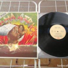 Discos de vinilo: LP - PETER TOSH ?– MAMA AFRICA -EDICION FRANCIA - 1983.. Lote 215967065