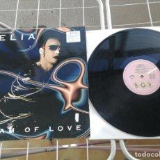 Discos de vinilo: ZELIA - DREAM OF LOVE 1997 CATHEDRL CLUB BOY EDICION ESPAÑA. Lote 215968381