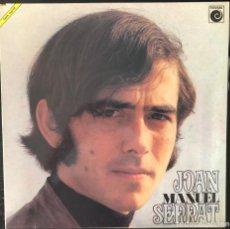 Discos de vinilo: JOAN MANEL SERRAT, LP , ÉXITOS. Lote 215997597
