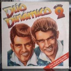Discos de vinilo: *** DÚO DINÁMICO - VOLUMEN 2 (OTROS GRANDES ÉXITOS) - LP AÑO 1981 - LEER DESCRIPCIÓN. Lote 216006791