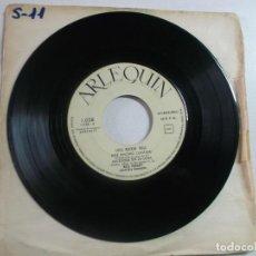 Discos de vinilo: BILL HALEY AND HIS COMETS – LOCO ROCKN' ROLL , ED ESPAÑOLA 1960, PORTADA BLANCA. Lote 216010573