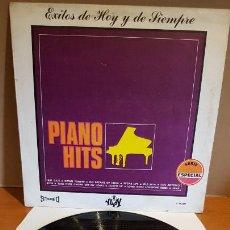 Discos de vinilo: BIG FLOYD / PIANO HITS / ÉXITOS DE HOY Y SIEMPRE / LP - YUPI-1970 / MBC. ***/***. Lote 216023895